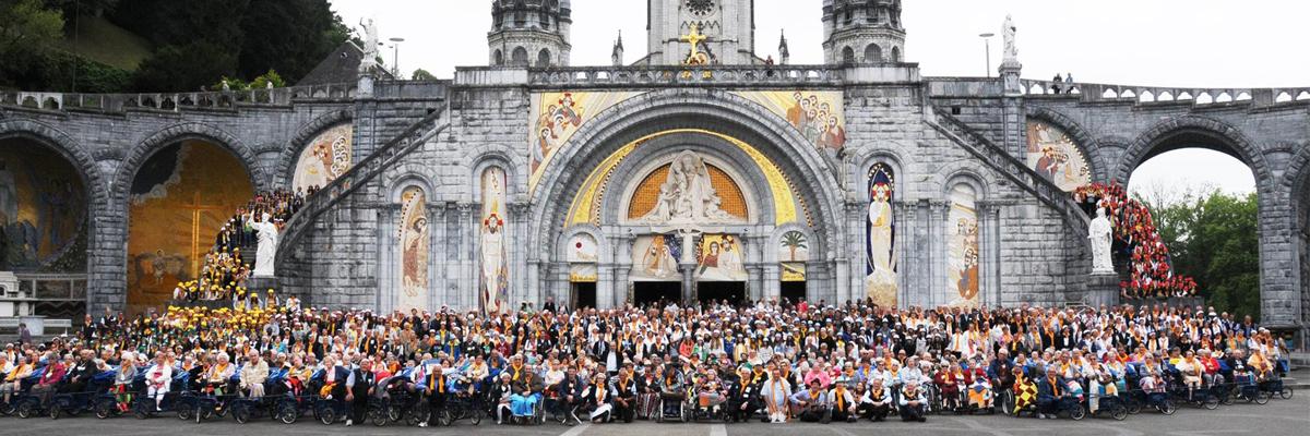 Le pèlerinage diocésain à Lourdes