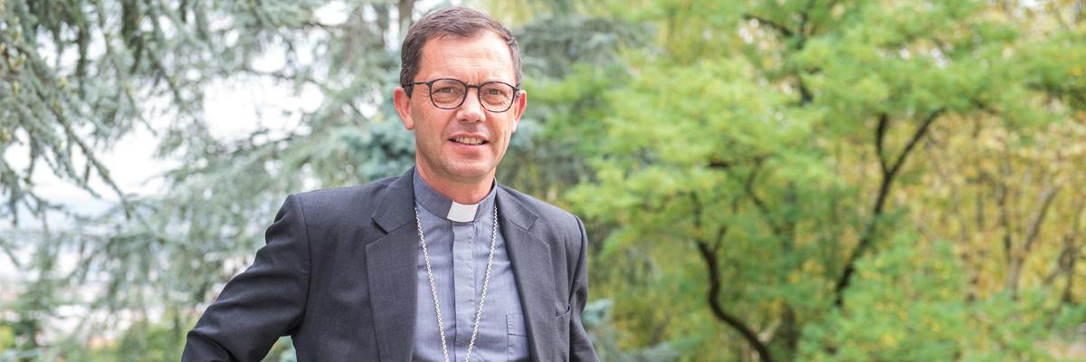 Un nouvel évêque auxiliaire pour le diocèse de Lyon !