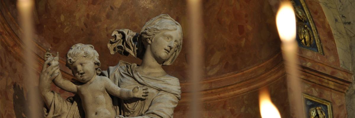 Solennité de la Très Sainte Mère de Dieu