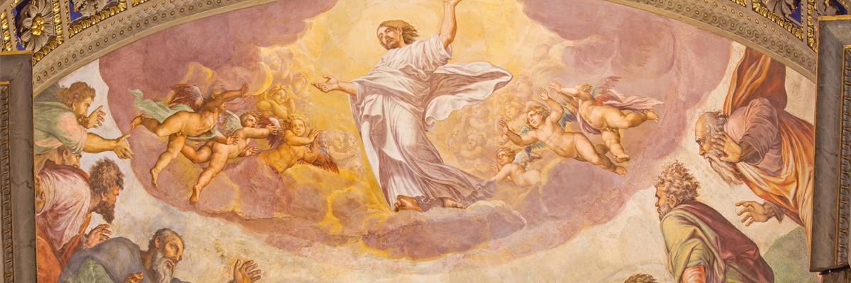 Le Seigneur est monté au ciel pour que, par nous et avec l'aide de l'Esprit, sa mission se poursuive