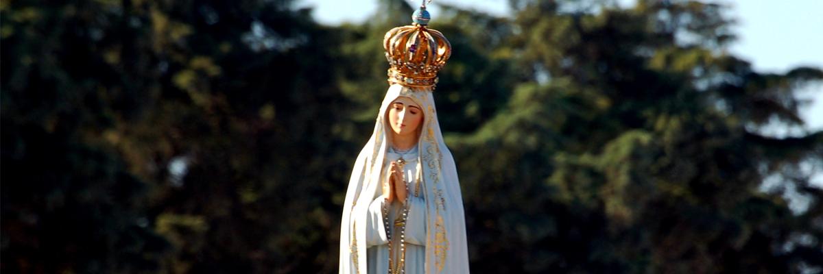 Centenaire des apparitions à Fatima