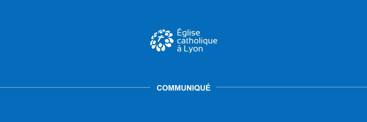 Communiqué du cardinal Philippe Barbarin – 30 janvier 2020