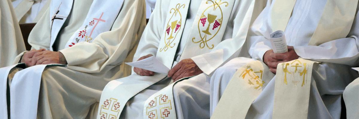 Intention de prière : Les prêtres dans leur mission pastorale