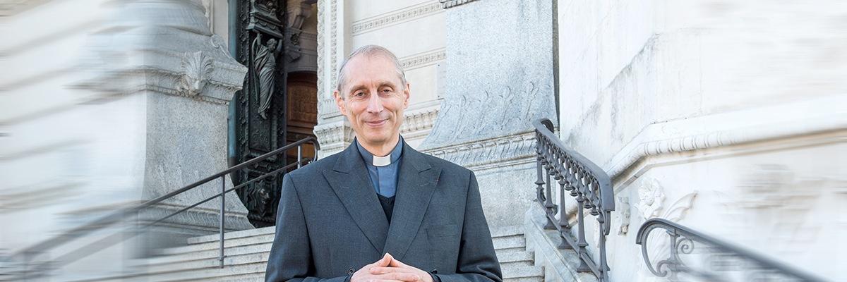Mgr Patrick Le Gal