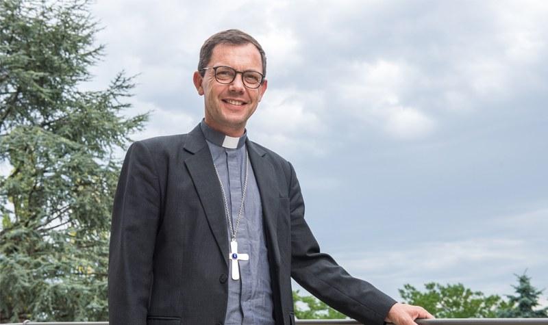 Monseigneur Emmanuel Gobilliard