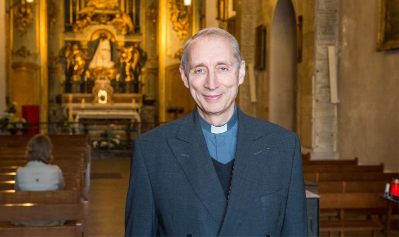 Monseigneur Patrick Le Gal