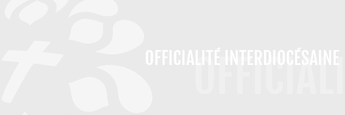 L'officialité interdiocésaine de Lyon