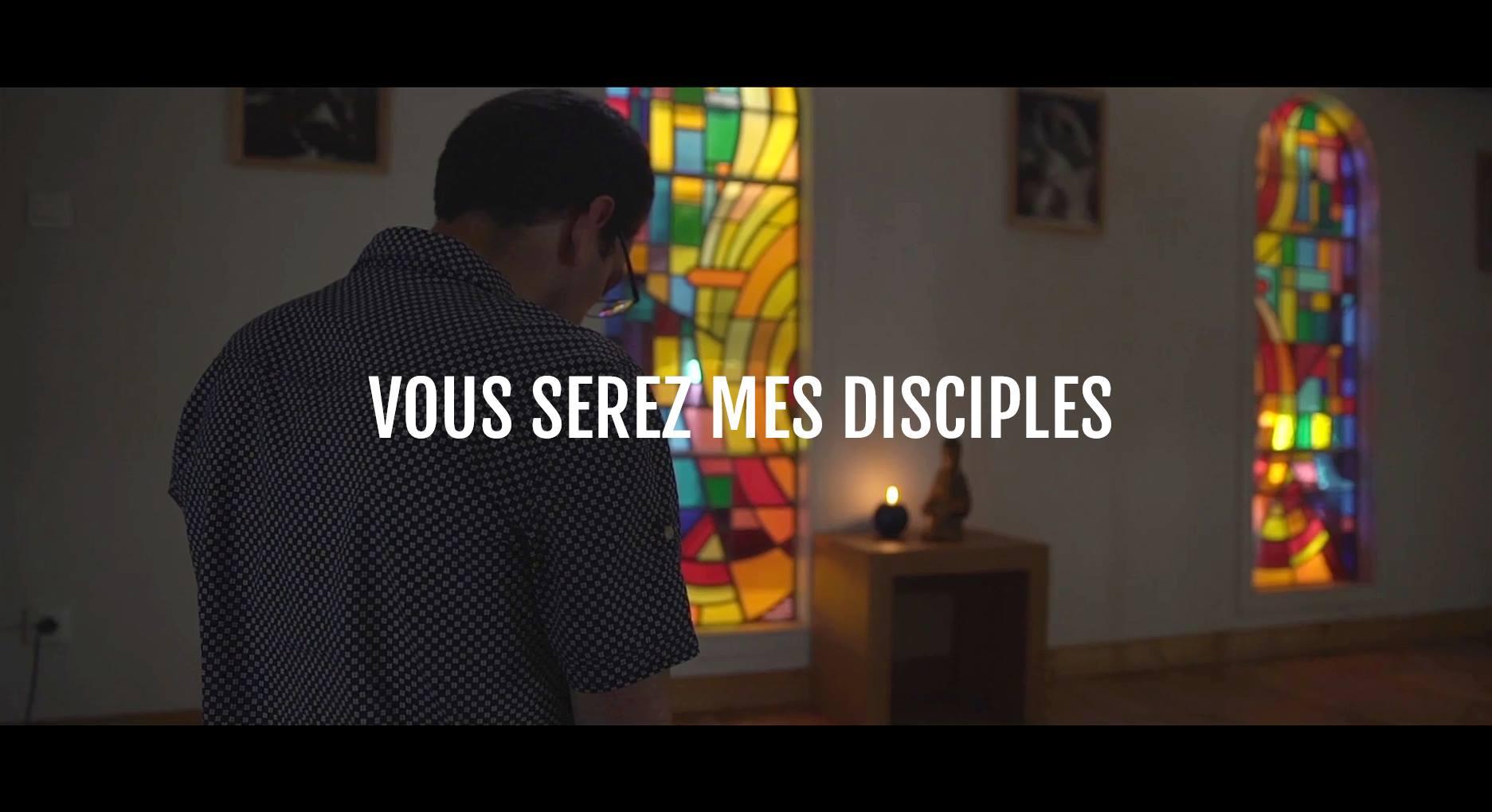 Vous serez mes disciples – Le séminaire – épisode 2/3