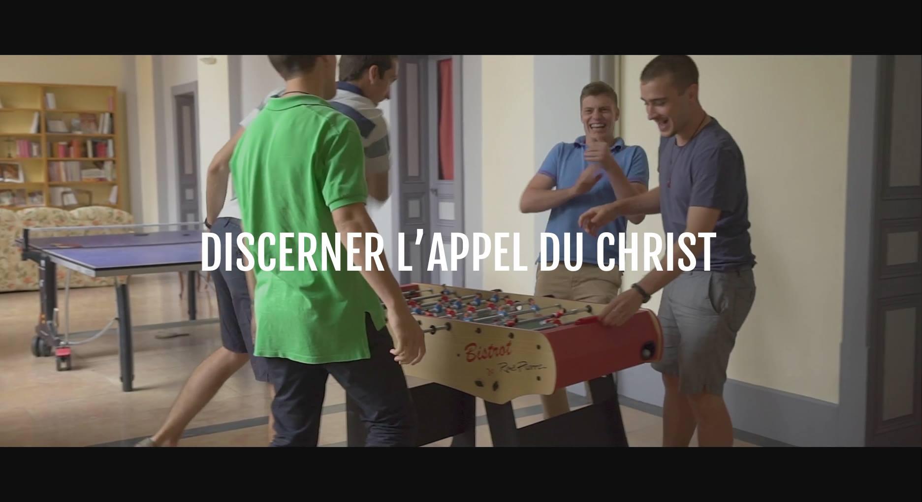 Discerner l'appel du christ – La propédeutique – épisode 3/3