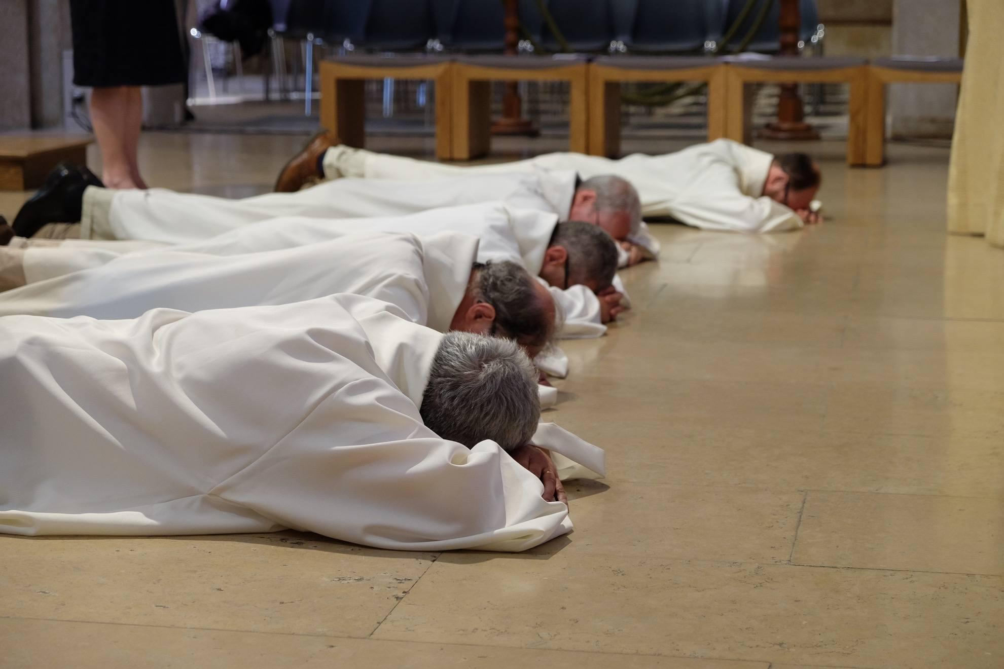 Ordinations diaconales 2017