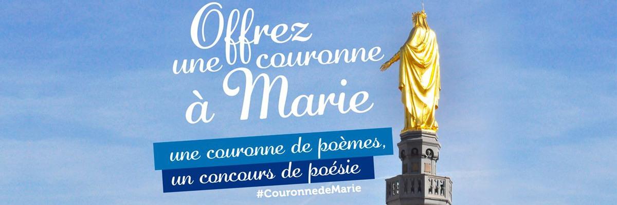Offrez une nouvelle couronne à la Vierge Marie !