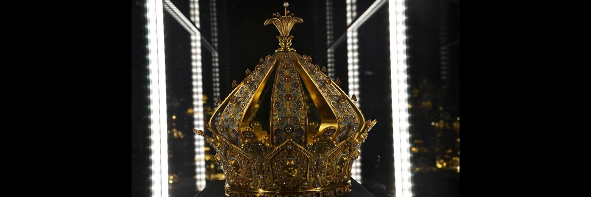 « La couronne est une incroyable quantité d'amour »