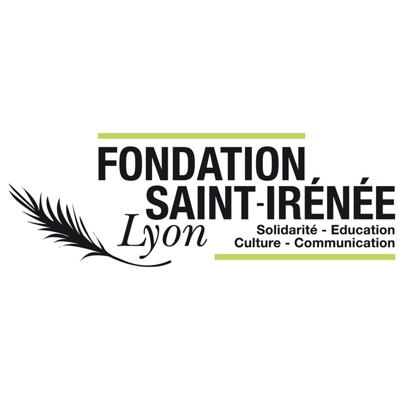 logo Fondation Saint-Irénée