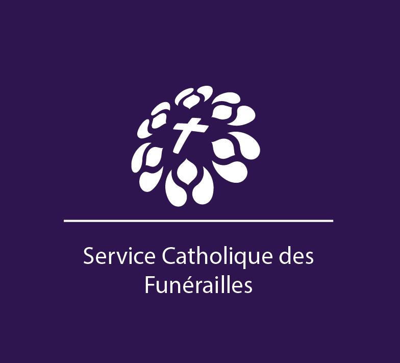 logo Service Catholique des Funérailles