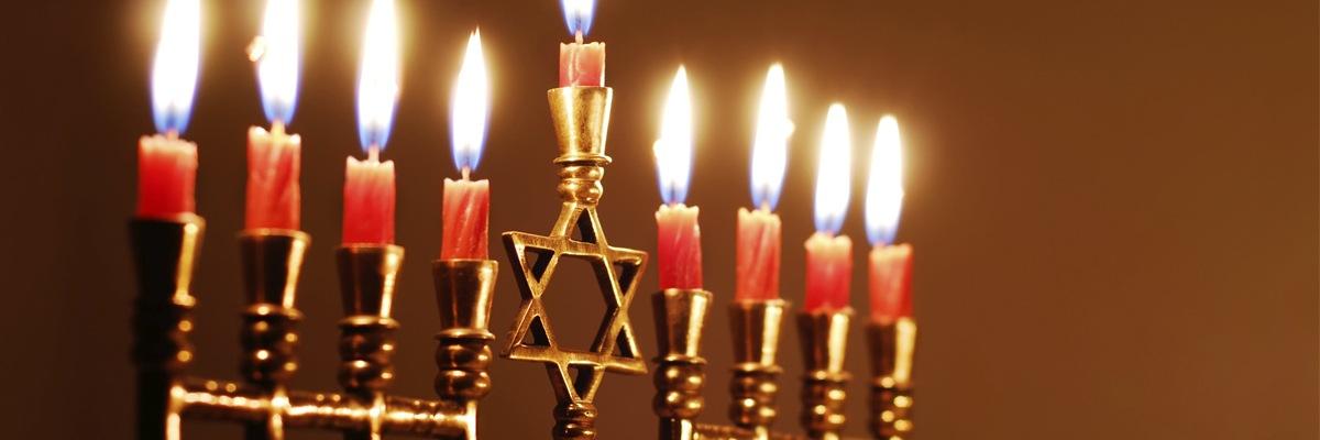 Hanouka, fête juive de la lumière