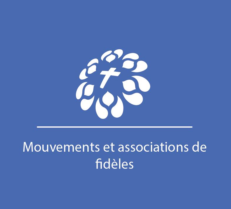 logo Mouvements et associations de fidèles