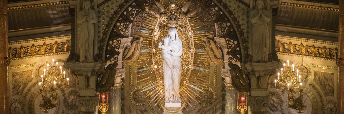8 décembre 2019 : Fête de l'Immaculée Conception