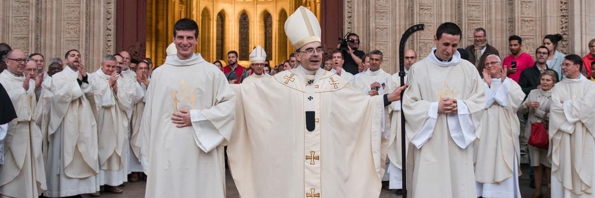 Ordinations sacerdotales 2017 : 2 nouveaux prêtres le 24 juin !