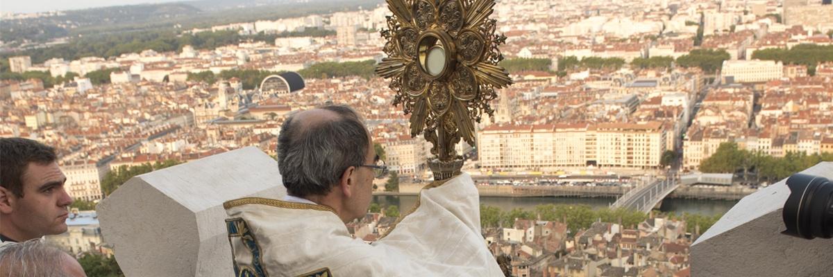 Vœu des Échevins : l'affection des Lyonnais pour la Vierge