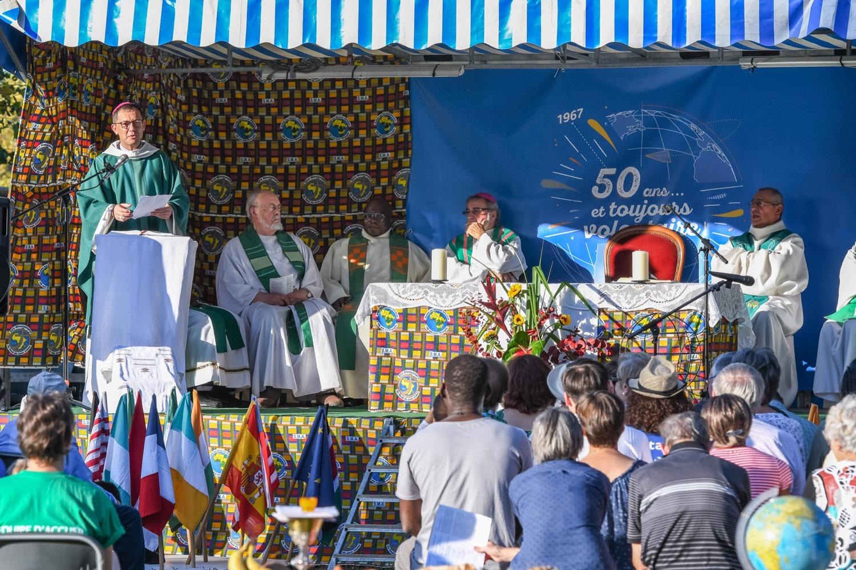 Les 50 ans de la Délégation Catholique pour la Coopération