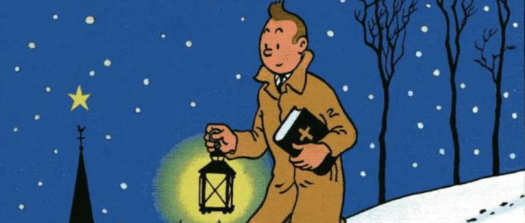 ANNULÉE – Spirou, Tintin: une littérature catholique ?