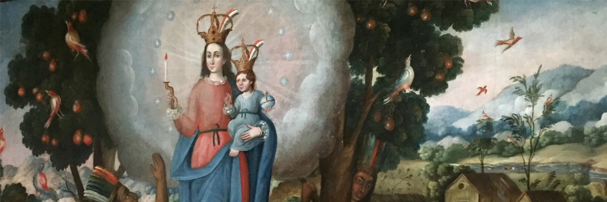 Exposition «Andes Célestes» au Musée d'Art Religieux de Fourvière