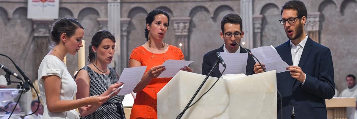 Musique liturgique : les formations