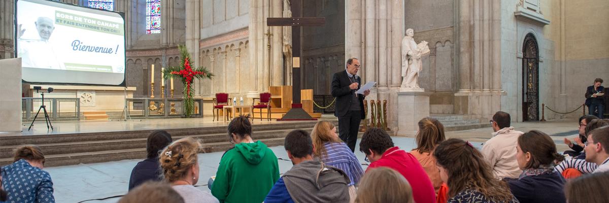 Synode : parle, ton évêque écoute !