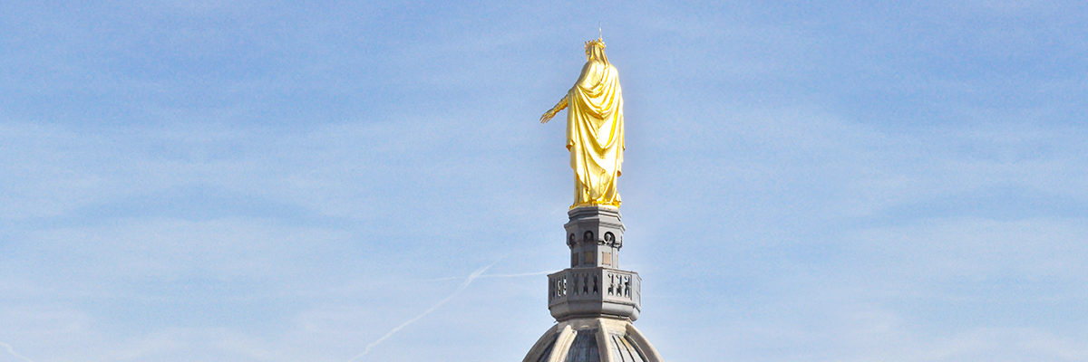 Offrons une nouvelle couronne à la Vierge Marie !