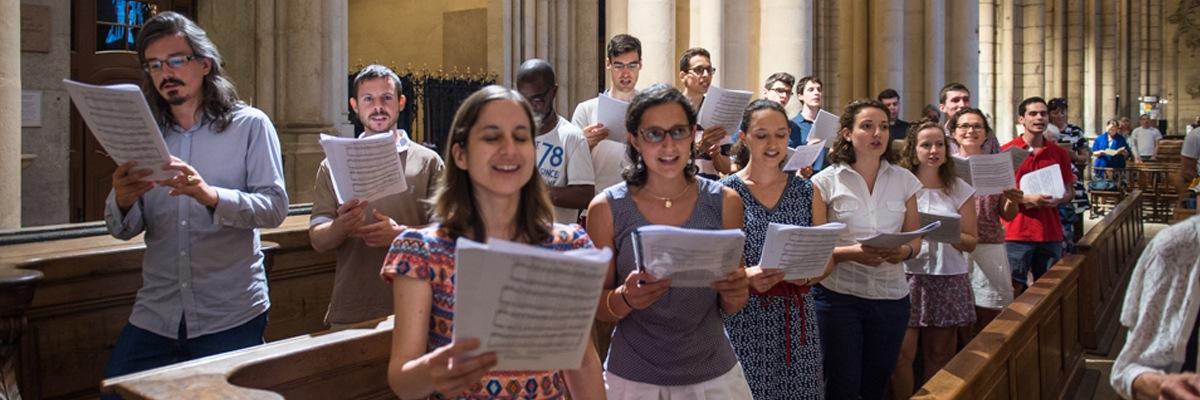 Chanter au souffle de Vatican II