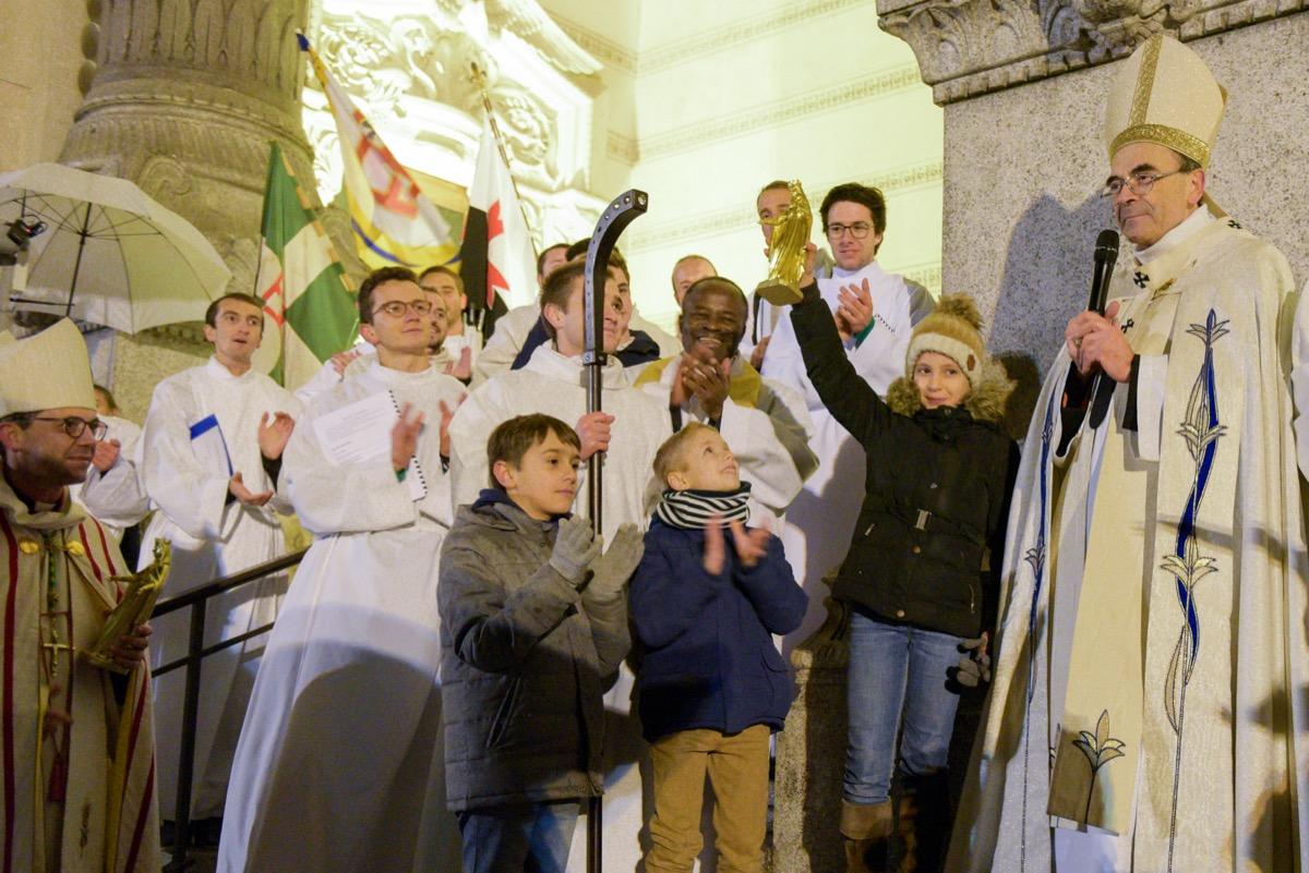Messe jeunes 8 décembre