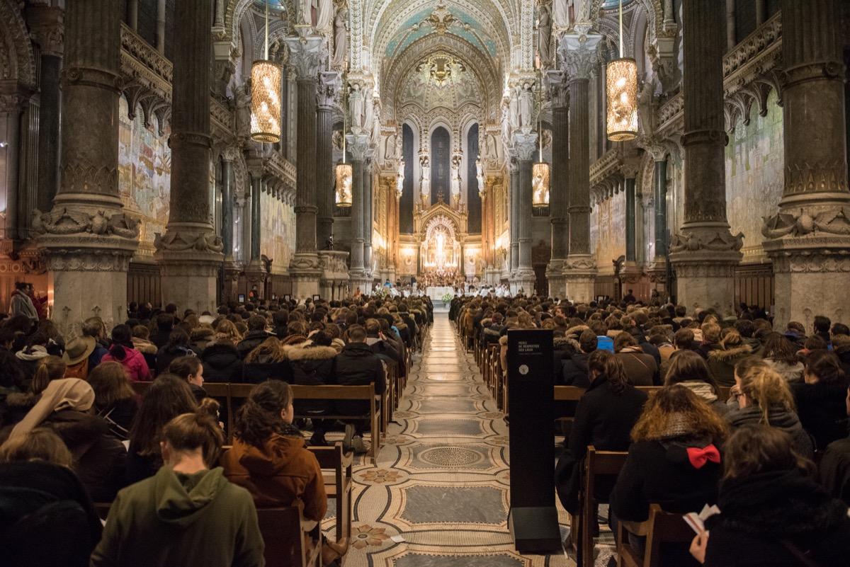 Messe des jeunes 8 décembre