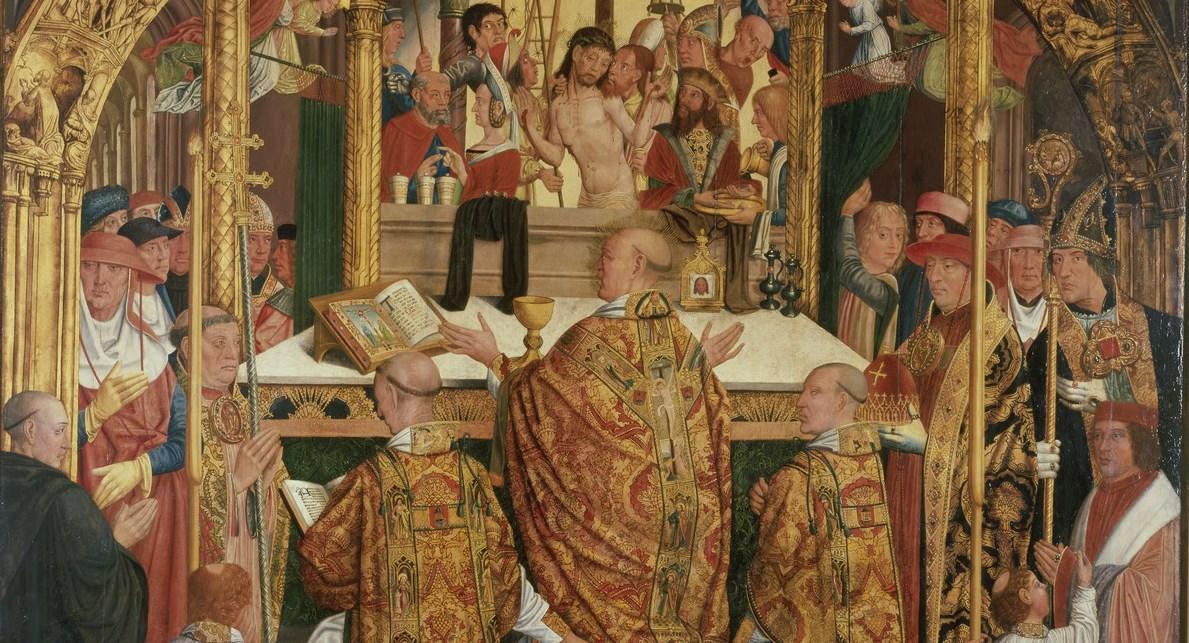 Histoire de la messe (du XIIème au XXème s.)