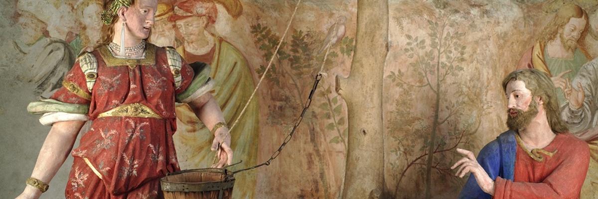Les Sacri Monti d'Italie du nord
