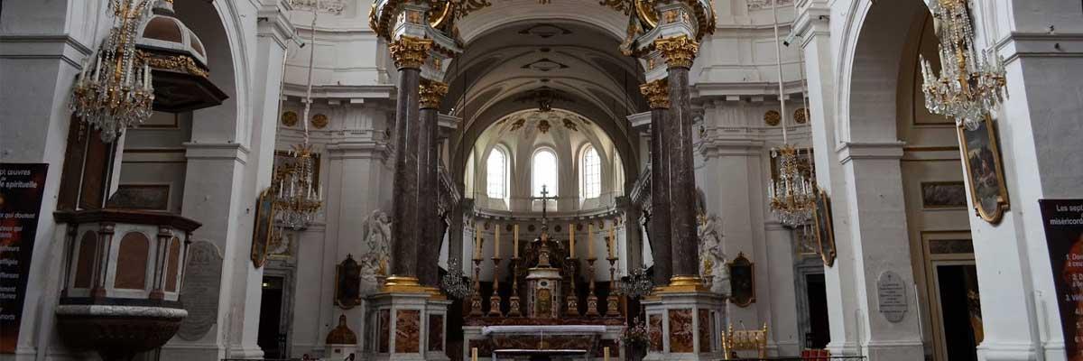 8 décembre église St Bruno Lyon 1er