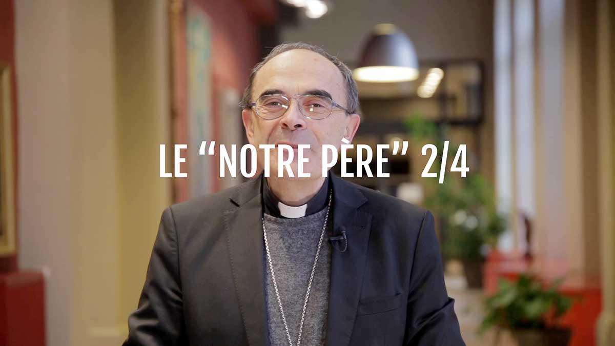 Le Notre Père 2/4 par le cardinal Barbarin