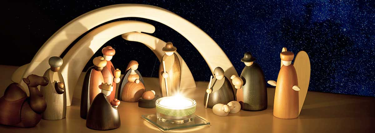 Horaires des messes pour la fête de Noël