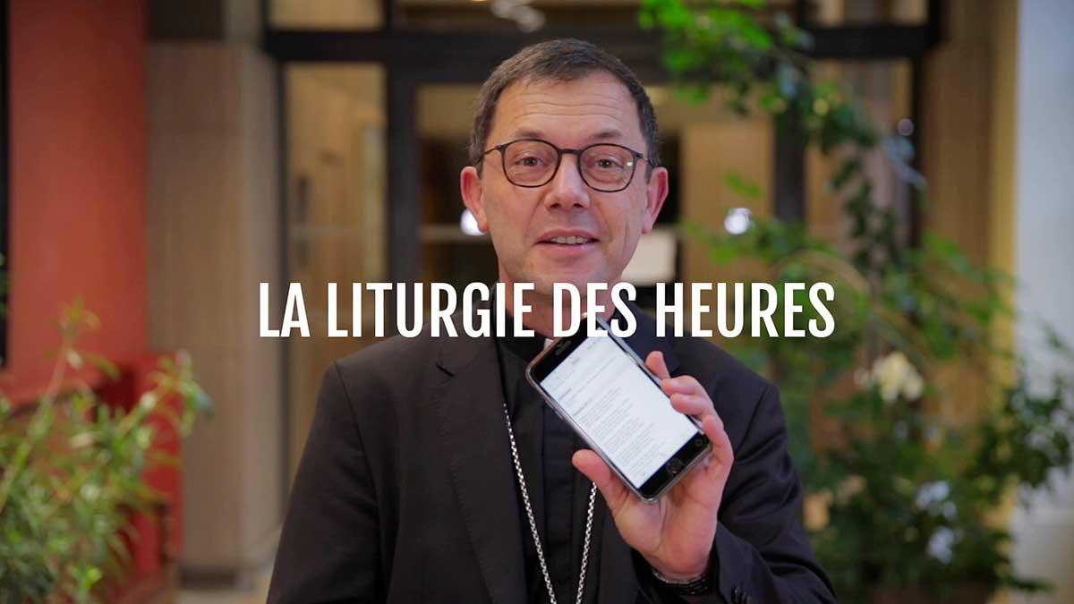 La liturgie des heures