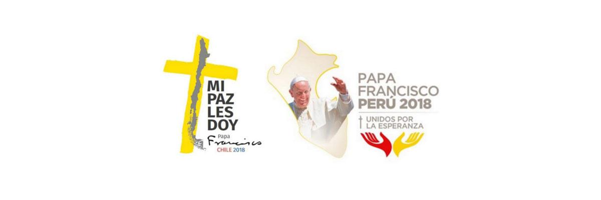 Le message du Pape aux peuples du Chili et du Pérou