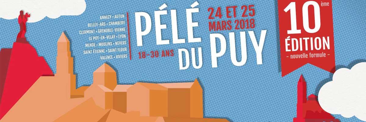 Le pélé du Puy  fête ses 10 ans !
