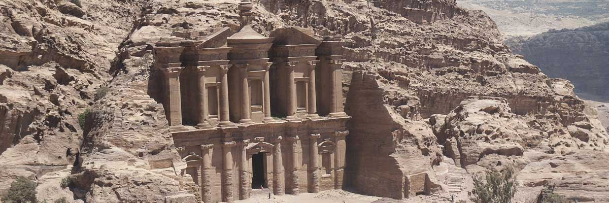 Pèlerinage en Jordanie 9-15 mai 2018
