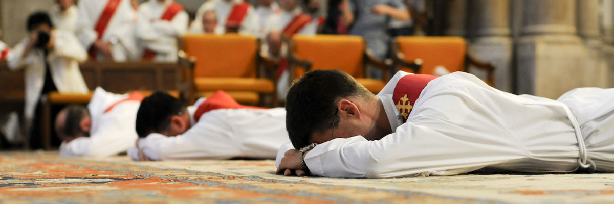 Ordinations sacerdotales 2020