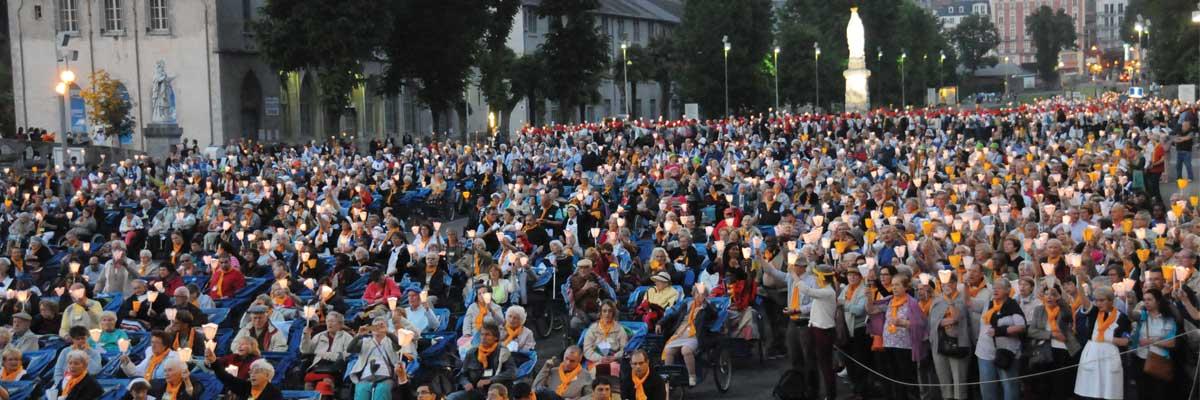 Pèlerinage diocésain à Lourdes 2018
