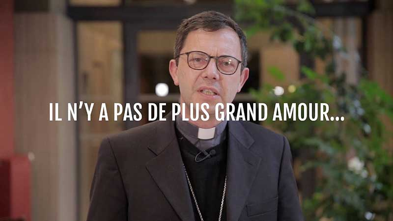 Il n'y a pas de plus grand amour…