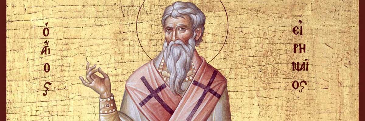 Qui est saint Irénée ?
