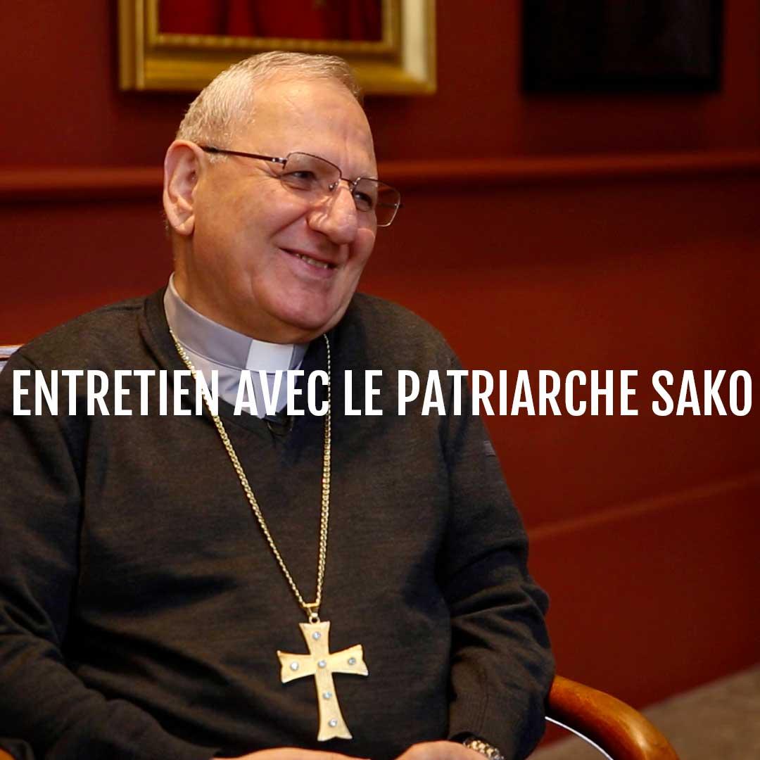 Entretien avec le Patriarche Louis Raphaël Sako
