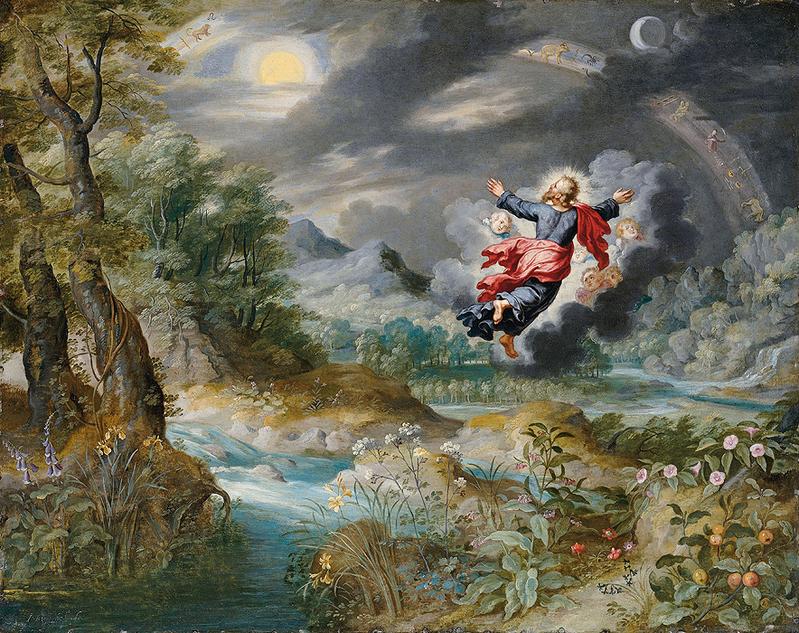Saint Irénée et la Création