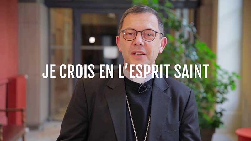 «Je crois en l'Esprit Saint»