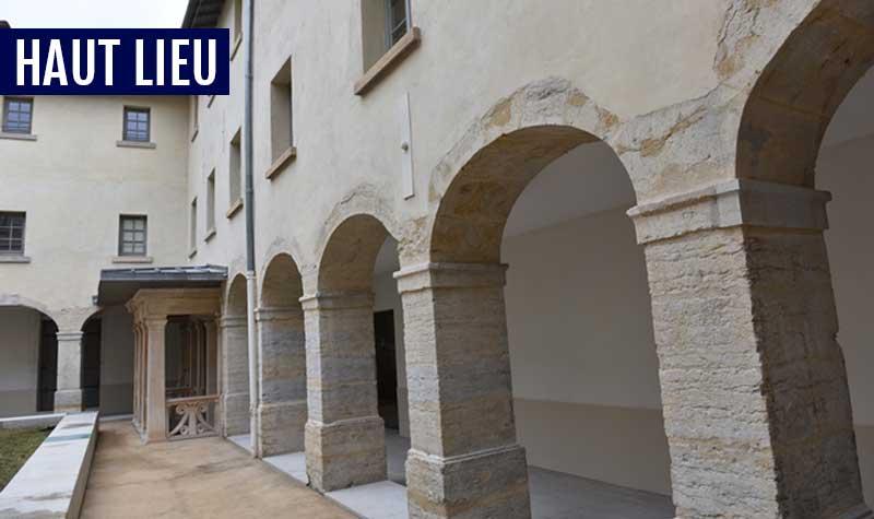 Antiquaille – Espace Culturel du Christianisme à Lyon