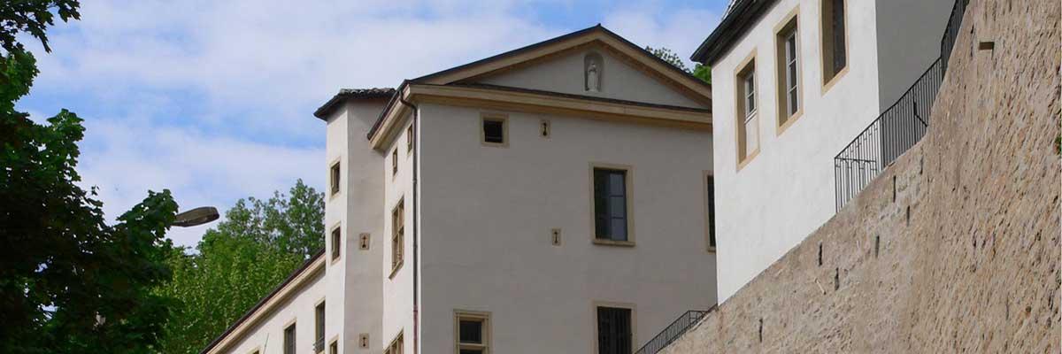 Lorette, la maison de Pauline Jaricot